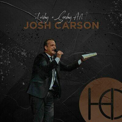 Backtracking to Jerusalem - Rev. Josh Carson