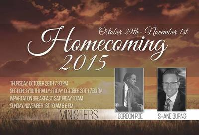 Homecoming 2015 - Full Set