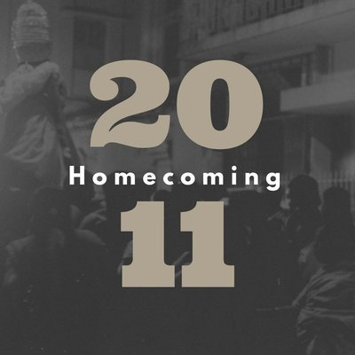 Homecoming 2011 Full Set