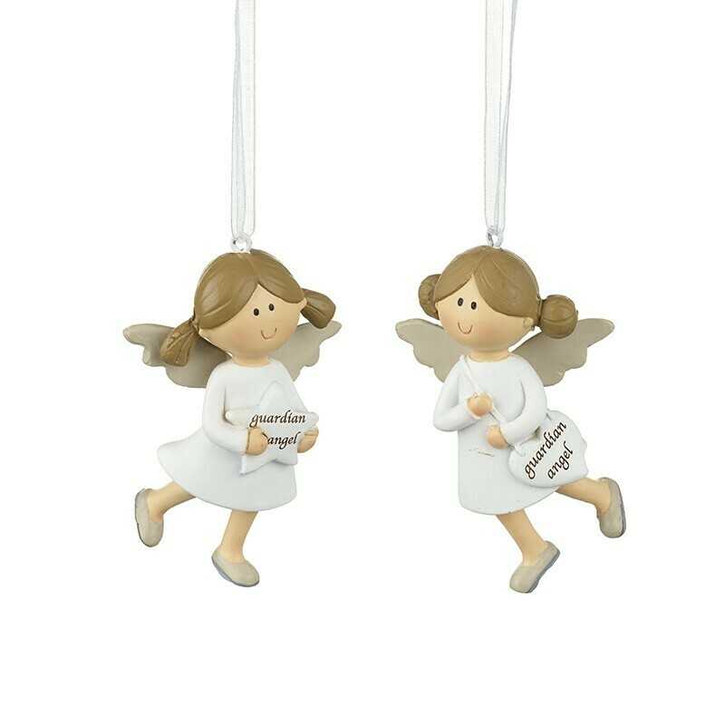 Guardian Angel Hanging Ornament