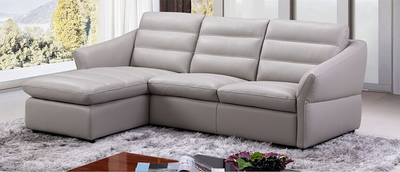 NUORO, L Shape Sofa with Chaise on left side