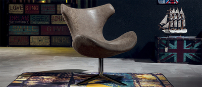 AMBERG, Signature Chair