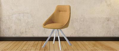 KOGE, Dining Revolving Chair
