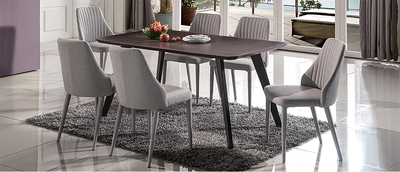 BIEL, Dining Table 6 seater