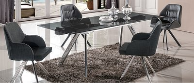 LYSS, Extendable Dining Table