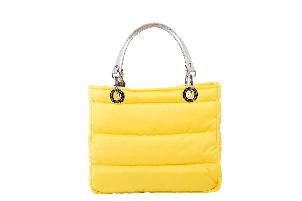 Bolsa Basica Amarilla Cierre (Ultimas Piezas)