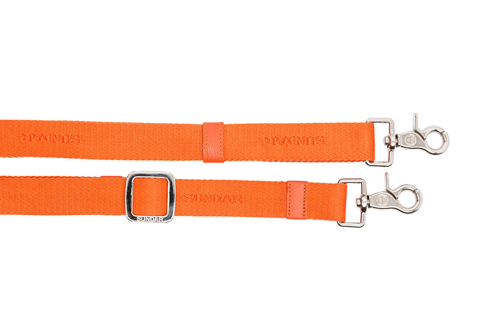 Asa Ribbon Naranja Ajustable 79-136 Cms