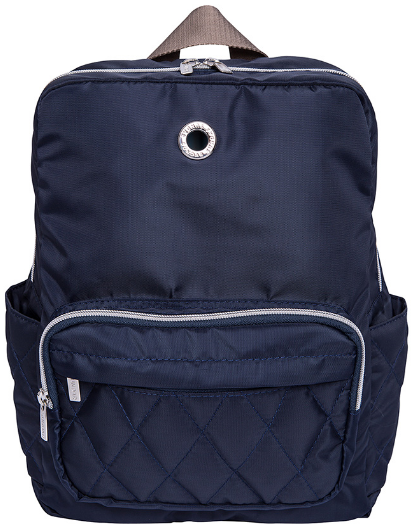Backpack Grande Azul Marino