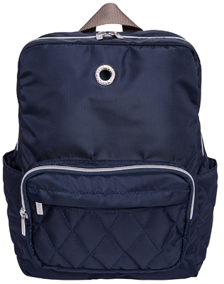 Backpack Grande Azul Marino
