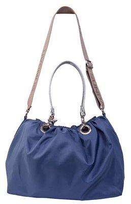 Bolsa Maria Azul Acero