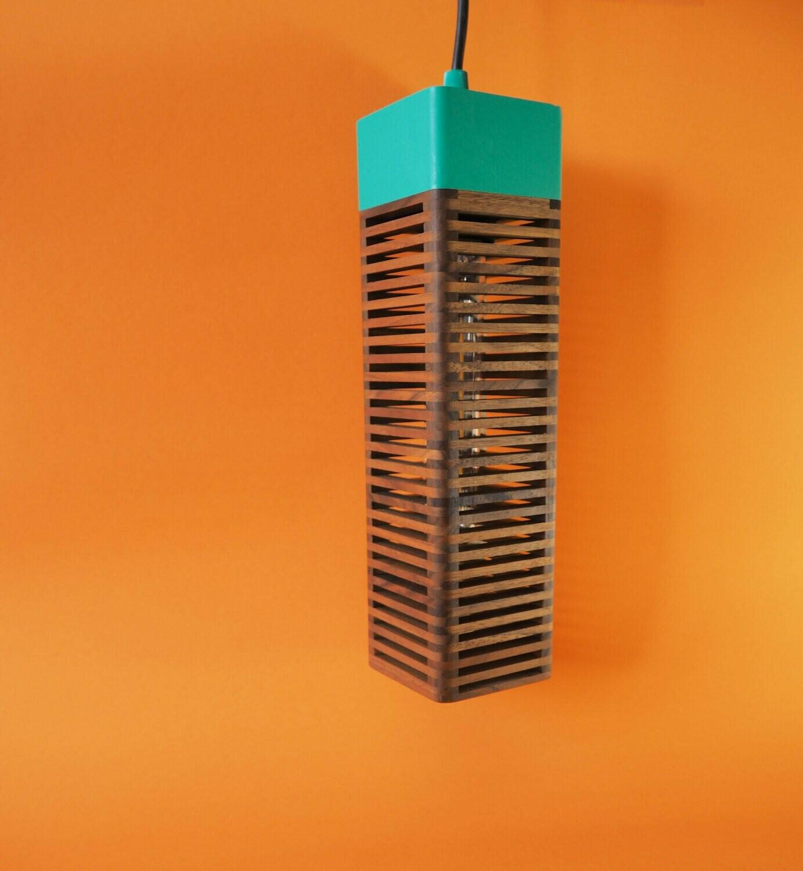TONIGHT  Hanging Lamp  Walnut