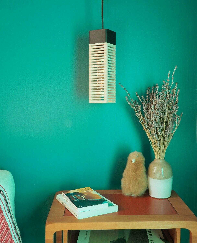 POP Modular lamp in Maple
