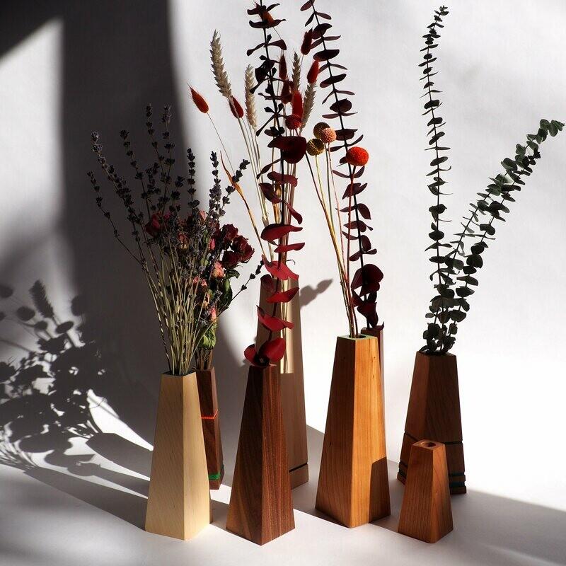 Wild Time _ Vases