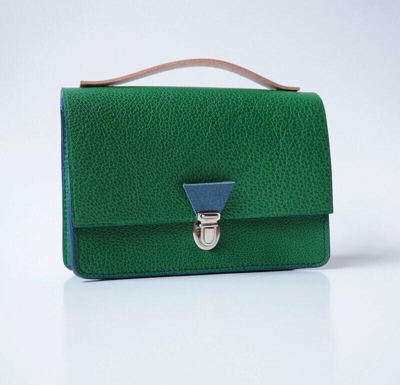 Back to school - School bag Green