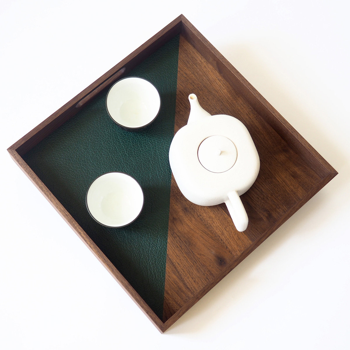 After Hours n2_ Service Tray in Walnut