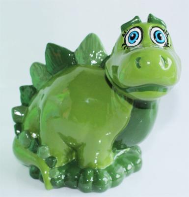 Stegosaurus bank