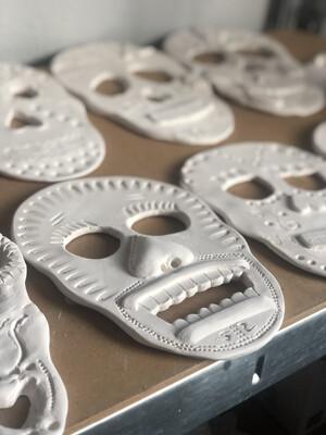Sugar Skulls Clay Workshop (see Options)