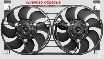 Малошумные, Увеличенной мощности вентиляторы  (