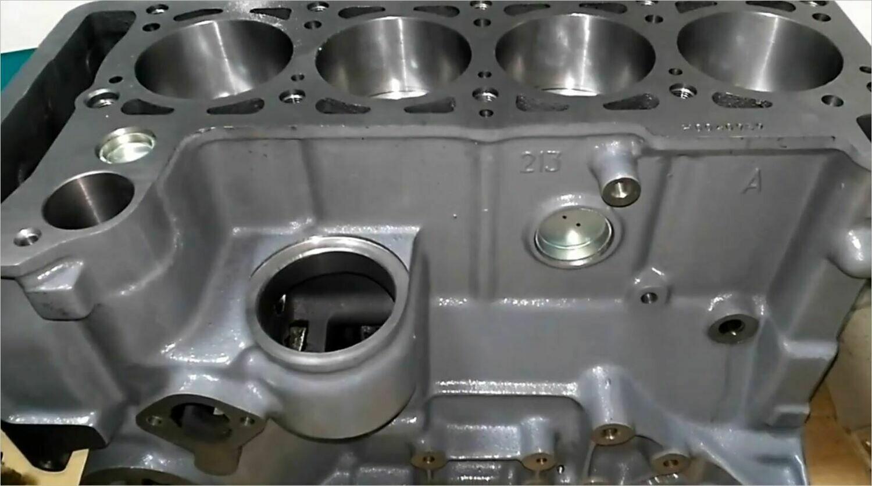Блок цилиндров для двигателя 1,8л. Получи мощный потенциал для сборки двигателя своей Мечты!