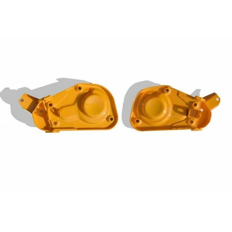 """Чашки пружины нижние  доработанные для лифта подвески """"Lada 4x4"""" и Шевроле Нива (+ 5 см)"""