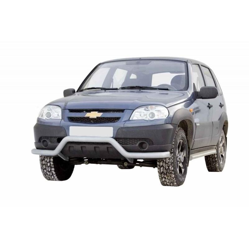 Передок «Волна» (Ø=63,5 мм), Chevrolet Niva (03.2009 -)/Lada Niva (07.2020 -)