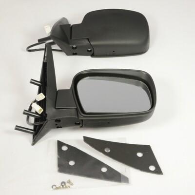 Зеркала с  электроприводом и обогревом для Шевроле Нивы (комплект) до 2012 года