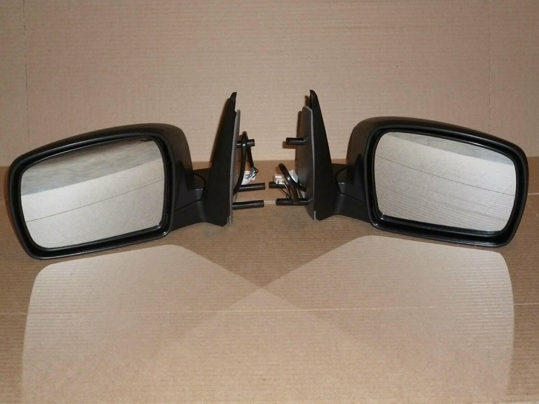 Зеркала для Шевроле Нива. Электропривод/обогрев (комплект: правое+левое) с 2012 года