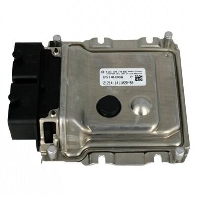 Контроллер (ЭБУ) для Lada 4*4 с электронной педалью газа. Евро 4/3
