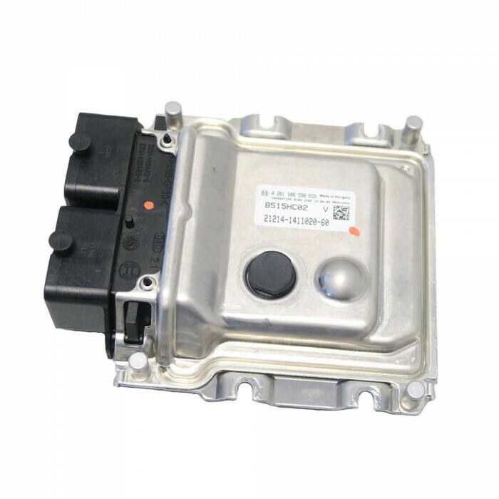 Контроллер (ЭБУ/мозги) для Lada 4*4 с электронной педалью газа. Евро 5