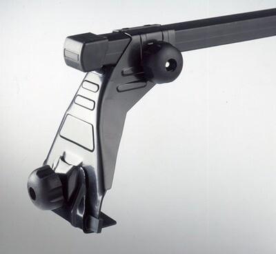 Багажник-конструктор на крышу /кронштейны + поперечные дуги/ (к-т: 2 дуги + 4 кр-на ).