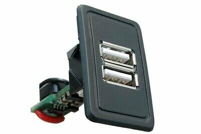 """USB Разъём для Зарядки в автомобиле """"Lada 4x4"""""""