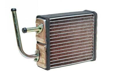 Радиатор отопителя трехрядный медный (2121-21214)