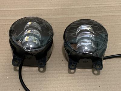 ПРОтивоТУМАНные фары для Lada 4x4 Urban (светодиодные)