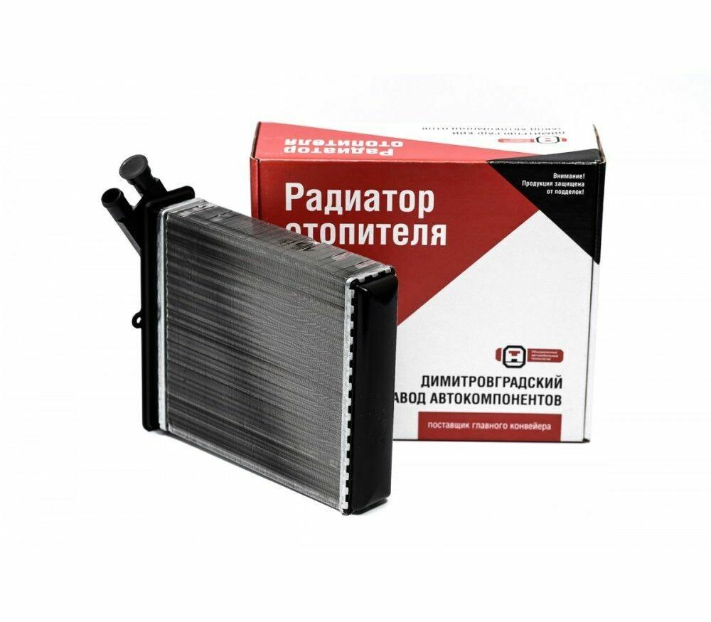 Радиатор отопителя (Шевроле Нива / Lada Niva / Niva Travel)