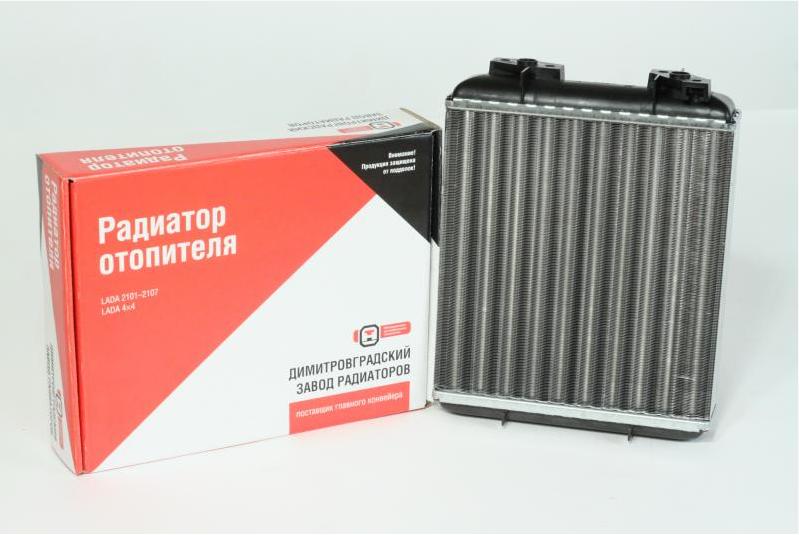 Радиатор отопителя 21214 с кондиционером