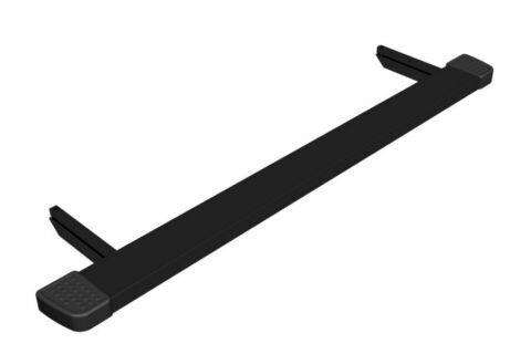 Защита порогов со стальным каркасом Lada 4x4 (21214) окрашенные