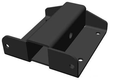 Адаптер силового бампера для съемной лебедки