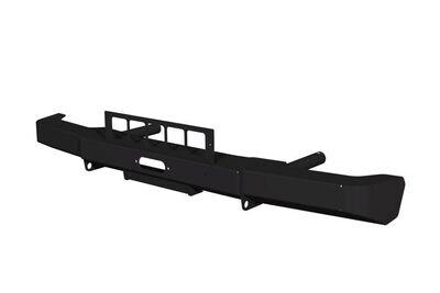 Силовой передний бампер FD 2.0 для Lada 4x4 без дуг