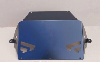 Защита двигателя под силовой бампер Lada 4x4 Нива FD 2.0; FD 3.0