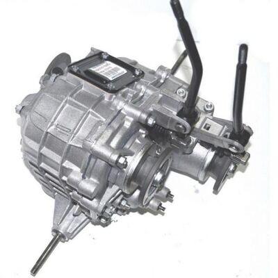 Реально Тихая. Тяговая, Синхронизованная  раздаточная коробка для Lada 4*4/Niva Legend