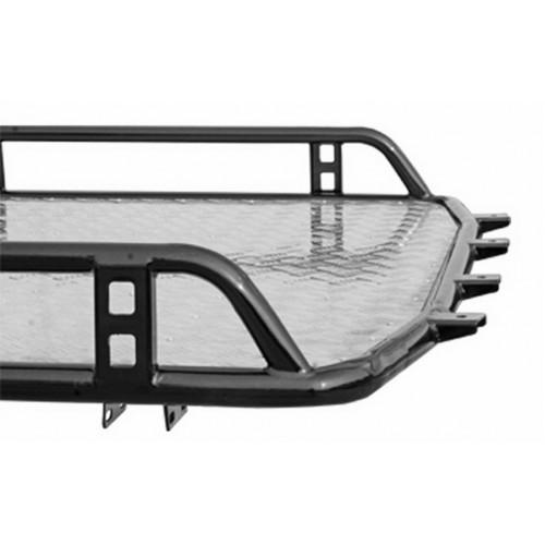 Багажник экспедиционный «Трофи»   с алюминиевым листом без поперечин 2131