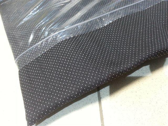 Плотный потолок для 2131 (ткань, натяжной, черный)