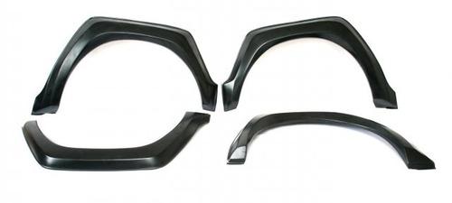 Декоративные расширители стандартных арок колёс (квадратные) (3 дв)
