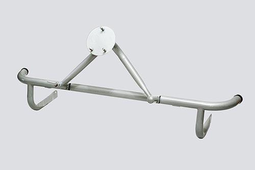 Кронштейн запасного колеса усиленный, загнутый (3 дв./5дв.)