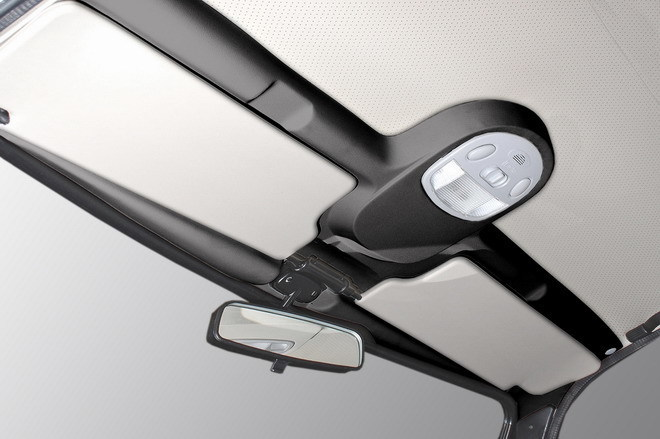 Светильник-накладка потолка с симпатичным плафончиком (травмозащита)