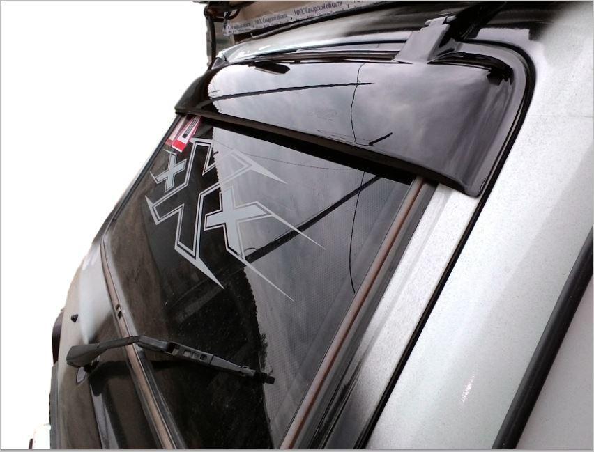 """Спойлер (ветровичок) на заднее стекло для """"LADA NIVA 4х4"""""""