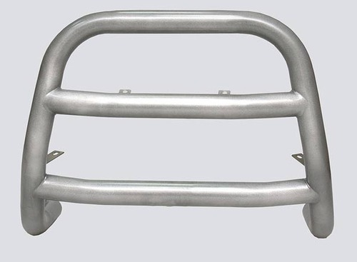 """Защита переда """"Высокий"""" с двумя поперечинами (Ø=63,5 мм) 2123 «Шеви»"""