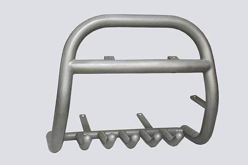 Защита переда под лебедку (Ø=63,5 мм) 2123 «Шеви»