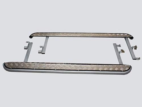 Пороги с алюминиевым листом, 2123 «Шеви» RS