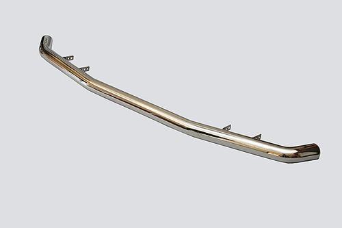 Защита заднего бампера «Коромысло» (Ø=63,5 мм), 2123 «Шеви» (нержавеющая сталь) RS